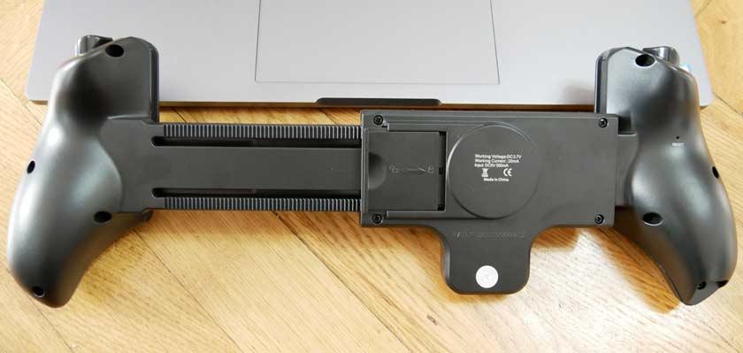 test iPEGA 9023 manette bluetooth étendue pour tablettes
