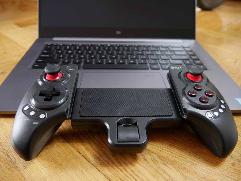 test iPEGA 9023 manette bluetooth face avant