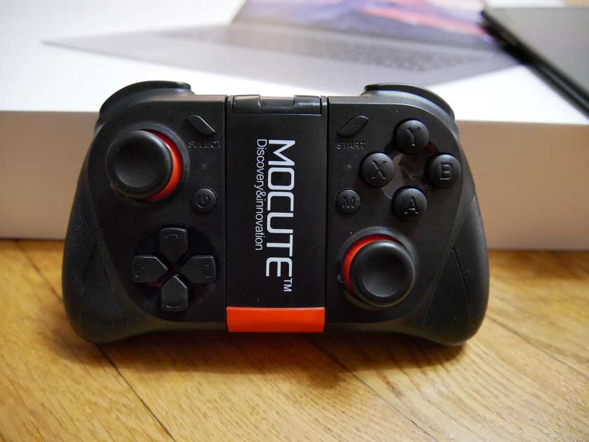 test manette bluetooth mocute 050 presentation manette