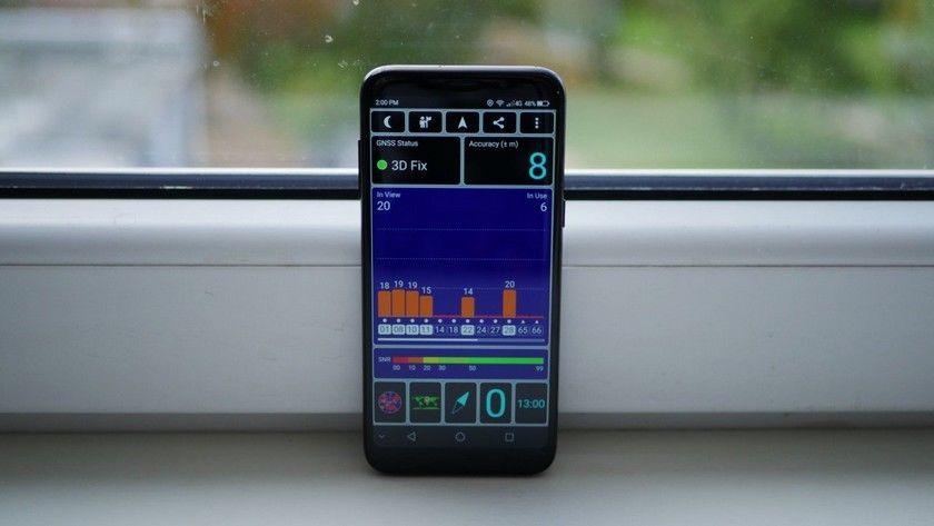 Test Bluboo S8+ Plus