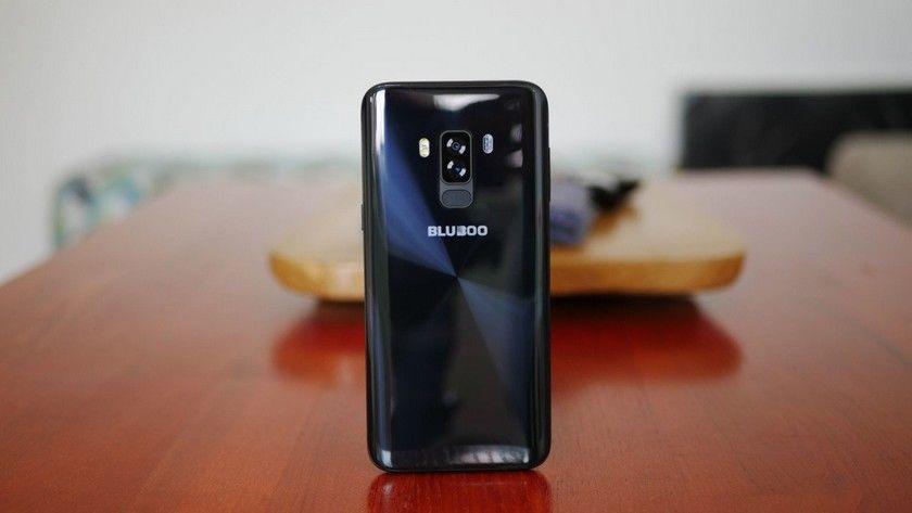Test Bluboo S8 Plus