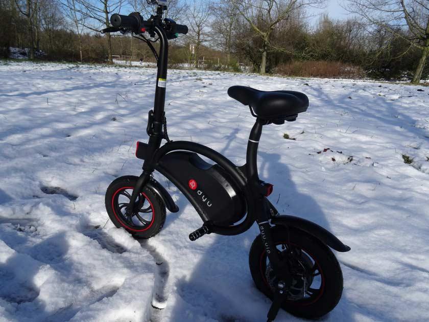 F-wheel-DYU-D1-test-velo-electrique-dans-la-neige