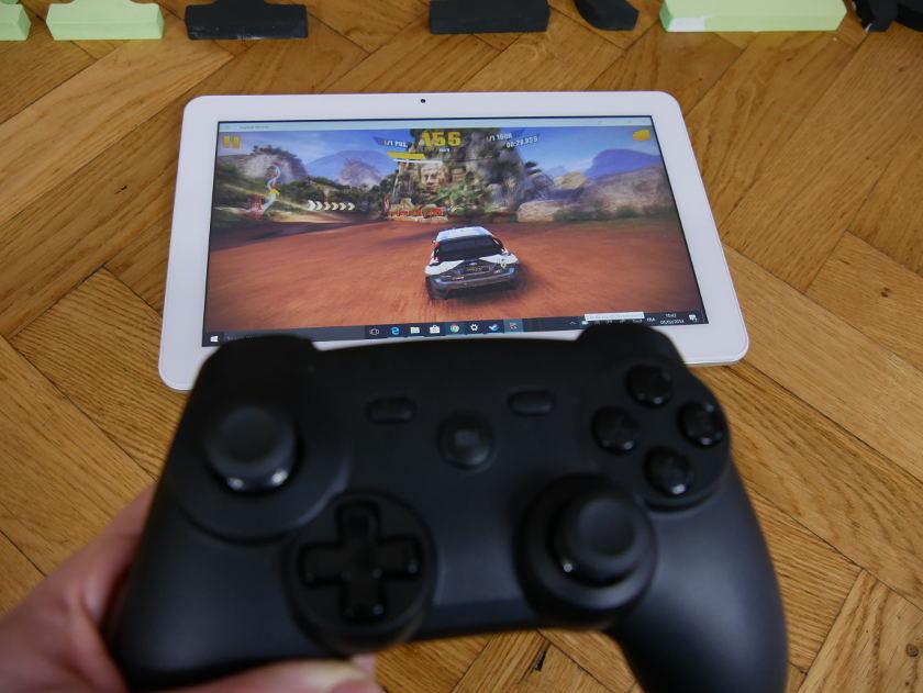 Test Tablette Cube Mix Plus jeux vidéo 3d