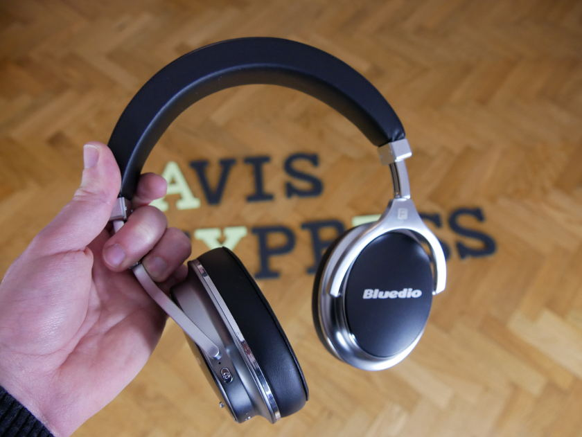 Test casque Bluedio F2 écouteurs