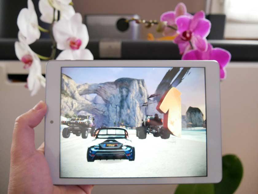 AllDoCube iPlay i8 jeux vidéo asphal xtreme