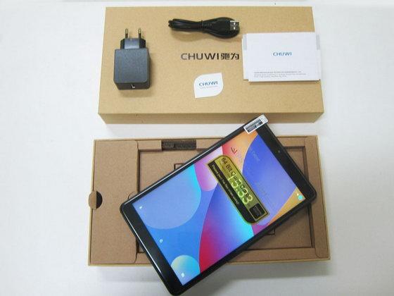 Chuwi-Hi9-contenu boite
