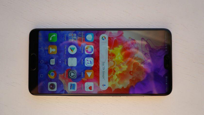 Test Huawei P20