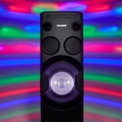 Test de l'enceinte Sony MHC-V50D