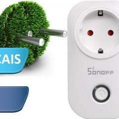 Sonoff S20 : Test des prises électriques qui se commandent par Google Home et par votre smartphone