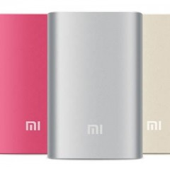 Test de la Xiaomi PowerBank 2 de 10000 maH