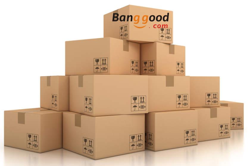 Banggood livraison et douane