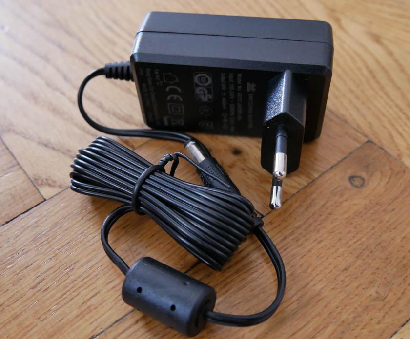 Proscenic 811GB prise électrique francaise