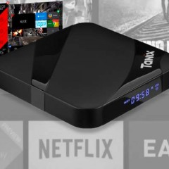 Test de la Box TV Android Tanix TX3
