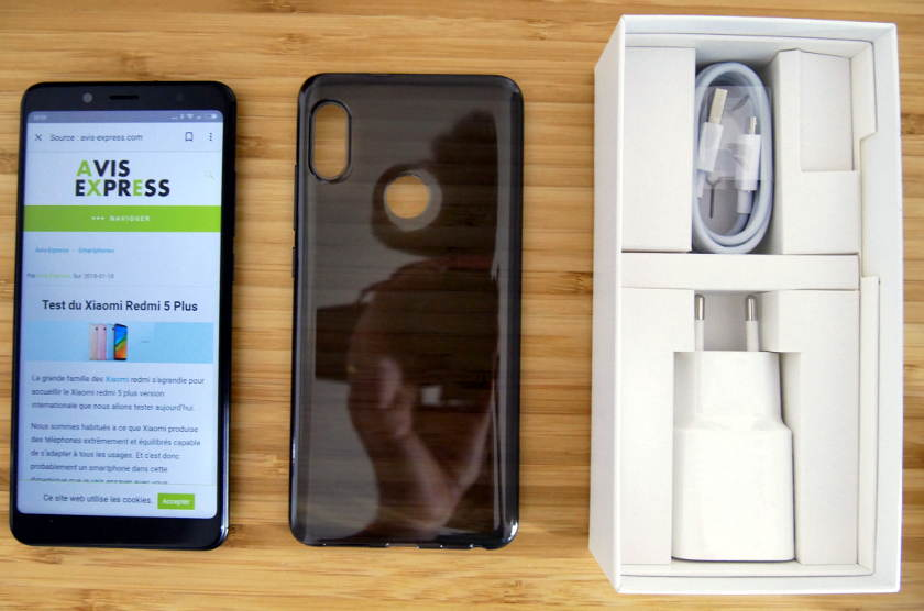 Xiaomi Redmi Note 5 accessoires
