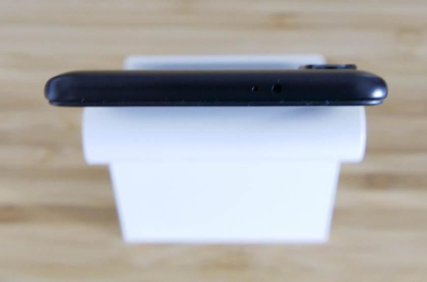 Xiaomi Redmi Note 5 finesse épaisseur