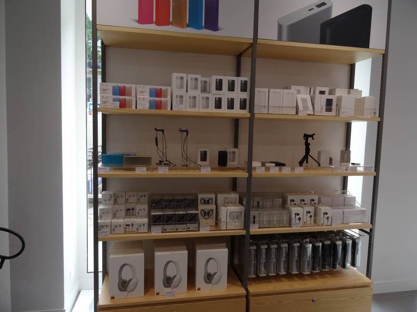Xiaomi mi store paris produits divers