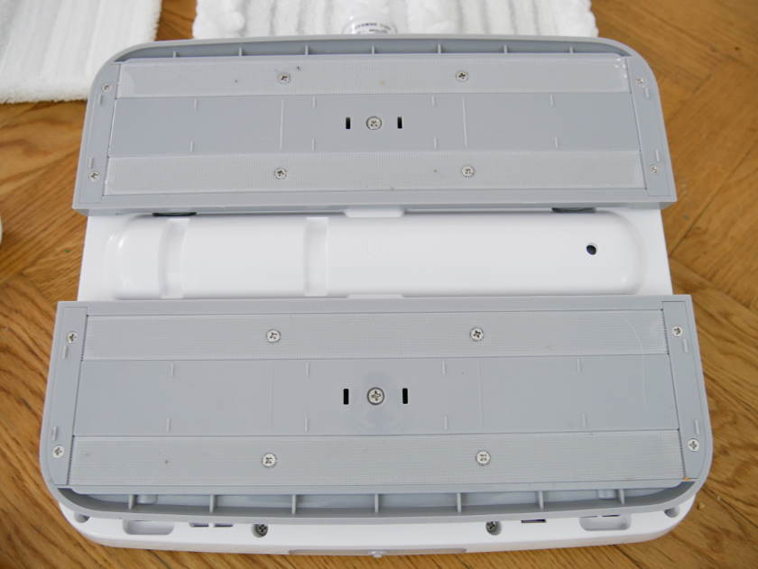 balai électrique Xiaomi SWDK D260 plaques vibrantes
