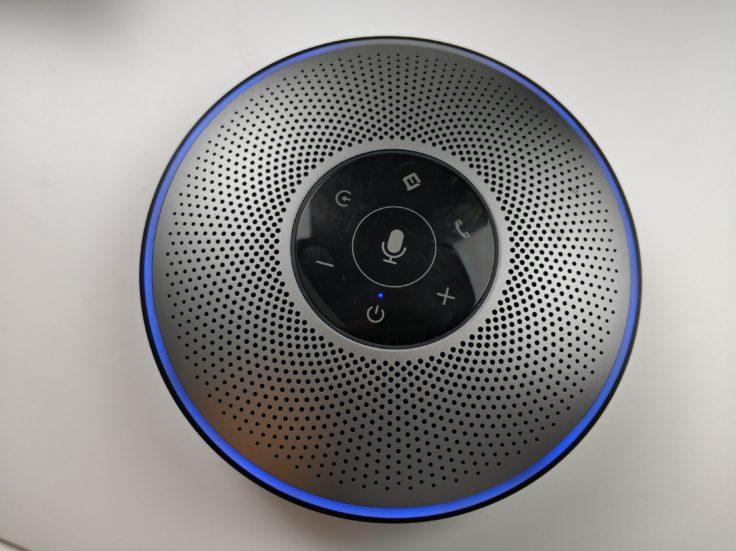 eMeet Haut-parleur de conférence OfficeCore M2 AI Bluetooth