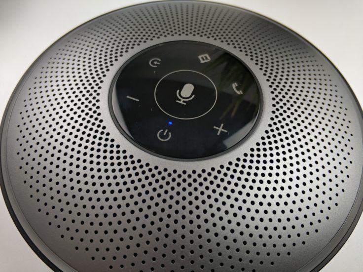 eMeet Haut-parleur de conférence OfficeCore M2 AI LED