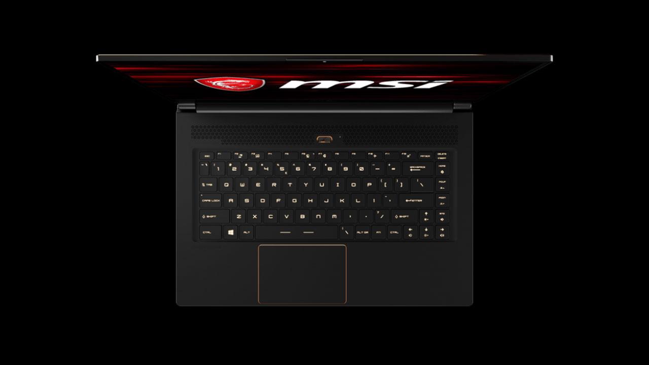 L'ordinateur portable est spécifié avec certains des meilleurs matériels autour.