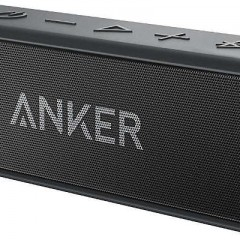 Test de l'enceinte bluetooth Anker SoundCore 2