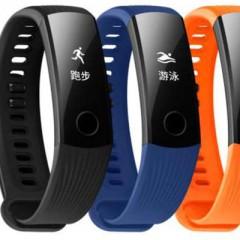 Test de la smartband Huawei Honor Band 3