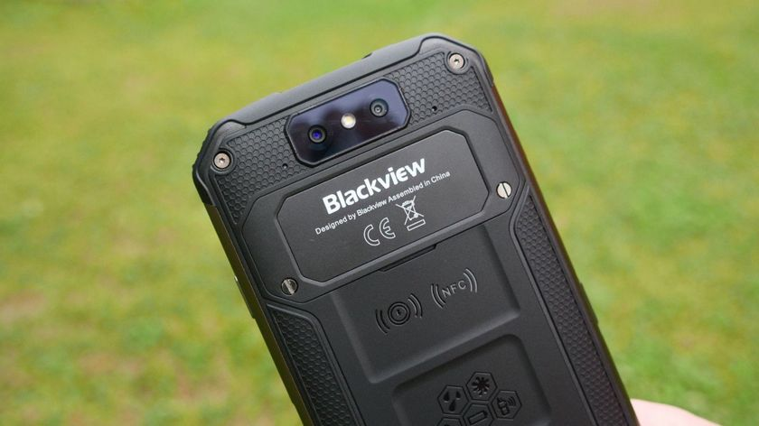 Test Blackview BV9500