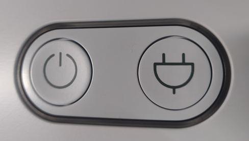 Test 360 S6 boutons allumage et retour au chargement
