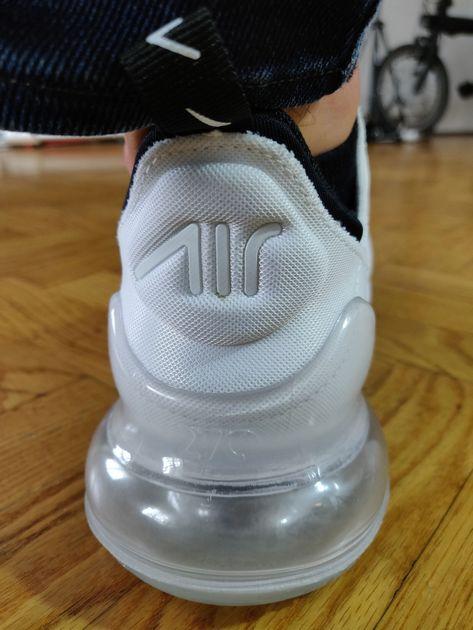 Test Nike Air Max 270 derrière