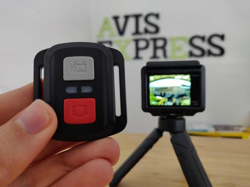 Test eken alfawise v50 Pro télécommande