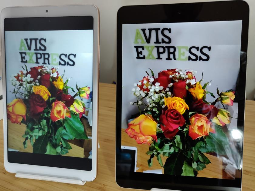 Xiaomi Mi pad 3 vs mi pad 4 appareil photo