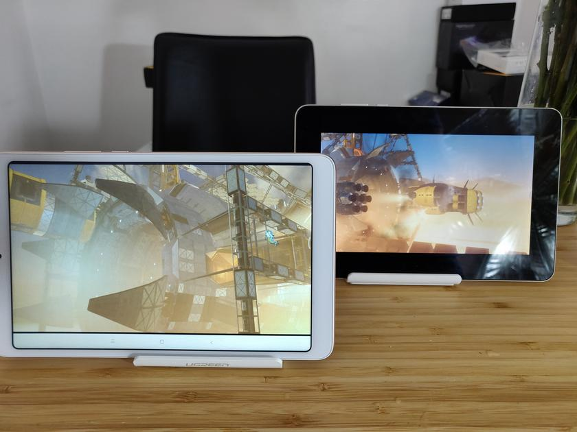 Xiaomi Mi pad 3 vs mi pad 4 benchmark 3dmark