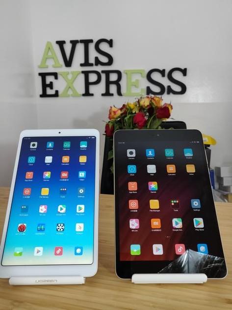 Xiaomi Mi pad 3 vs mi pad 4 système d'exploitation