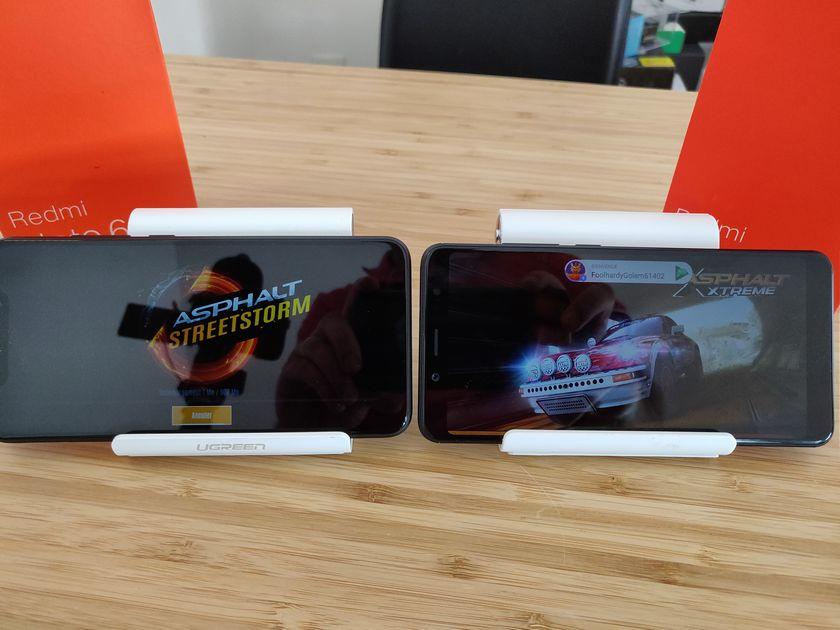 Redmi Note 6 pro vs redmi note 5 puissance