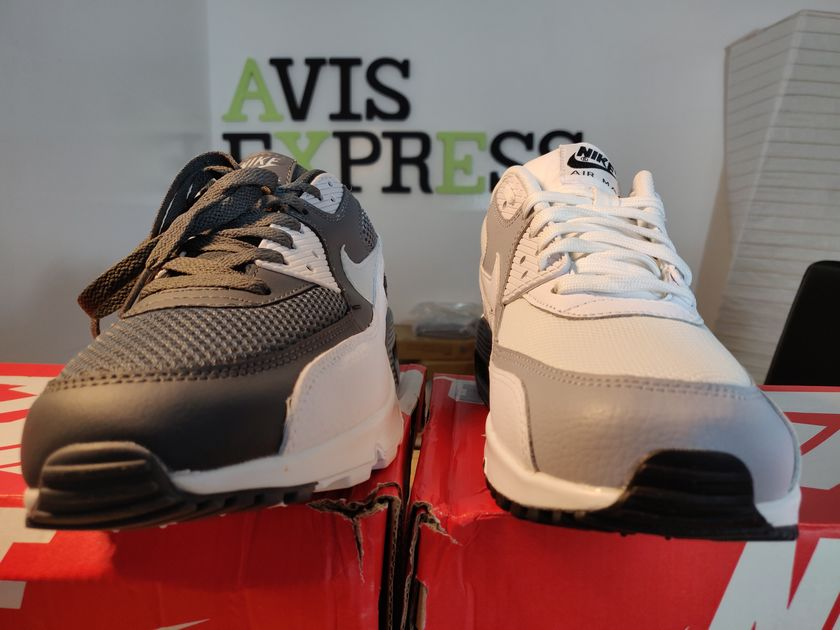 nike air max 90 aliexpress vs authentiques face