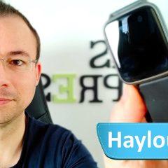 Test de la smartwatch Haylou LS01