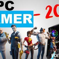 Faire un PC pour Gamer à moins de 200€ en 2020