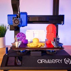 Test de l'imprimante 3D Artillery Genius